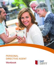 Personal Directive Agent Workbook